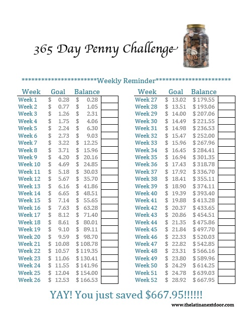 Who Created 365 Day Calendar Sweetest Day 2018 2019 And Further Calendar 365 A Penny A Day Challenge Calendar Template 2016