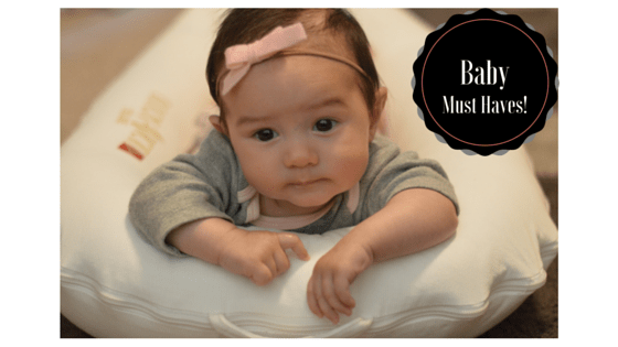 My Baby Must Haves