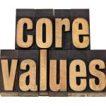 Founded in Strength:  24 Core Values to Guide Your Leadership