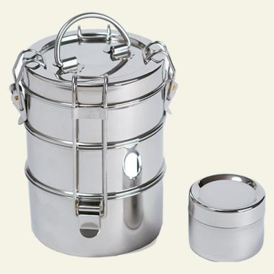 steel Lindsays Lunchbox #10