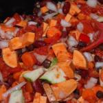 DSC 0431 150x150 Crockpot Vegetarian Chili