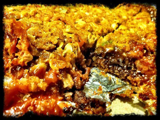 IMG 1075 Cookie Swap: Chocolate Caramelitas