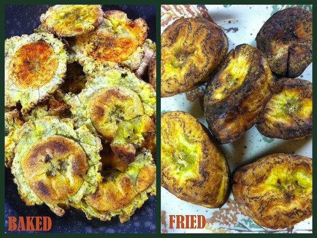 cuban1 Baked Plantains