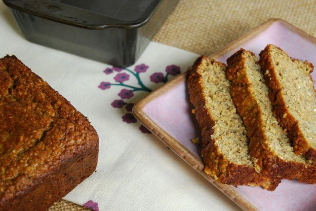 DSC 1685 Gluten Free Banana Bread