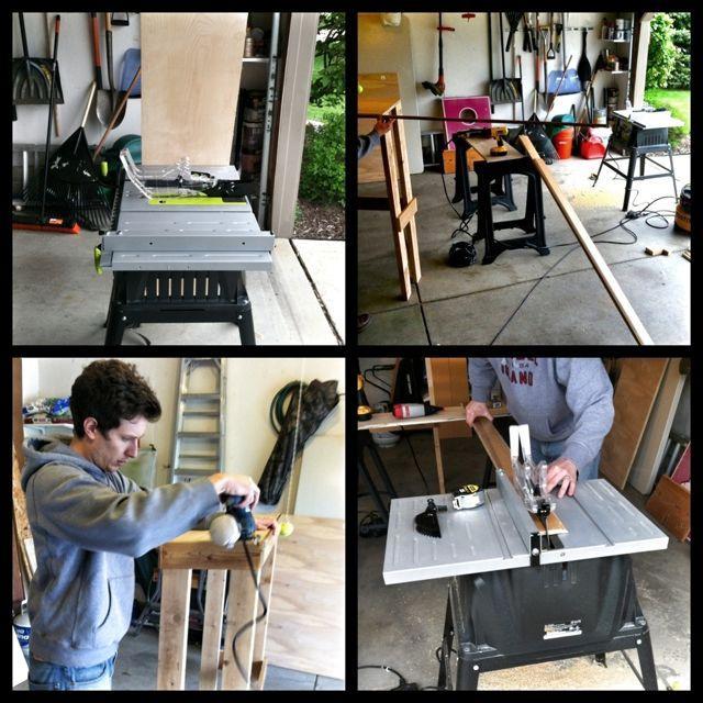 IMG 3635 Treadmill Laptop Stand
