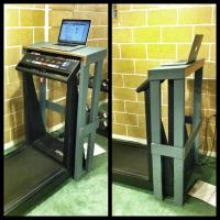 How to Make a Treadmill Laptop Stand