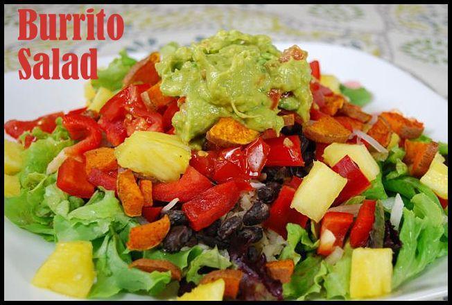 salad1 Burrito Salad