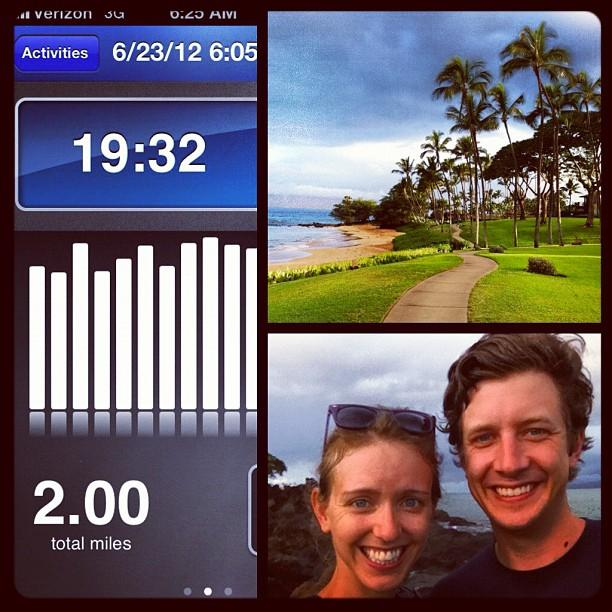 Fitness Friday: Hawaii Edition