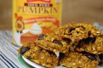 DSC 04341 Pumpkin Oatmeal Cookies