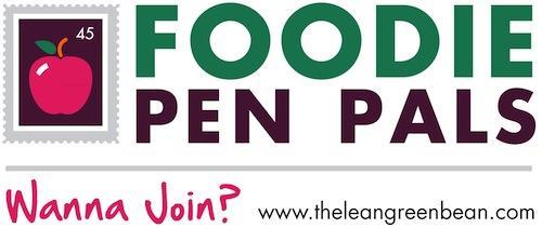 FPP post Foodie Penpals November Reveal Day