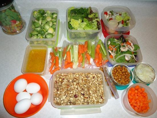 foodprepemily Sunday Food Prep Inspiration 3