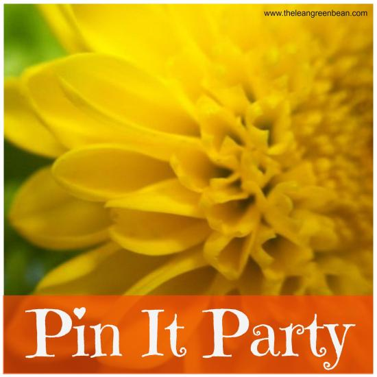 Friday Favorites: Pin It Party #3