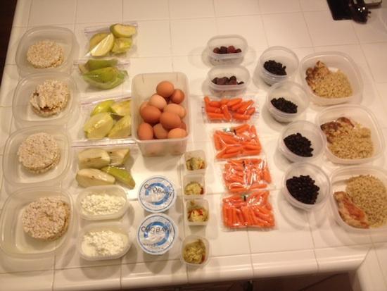 photo 149 Sunday Food Prep Inspiration 20
