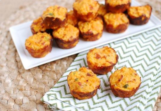DSC 0280 Jalapeno Cheddar Sweet Potato Puffs