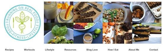 runningonrealfood 10 Food Blogs Im Loving Lately