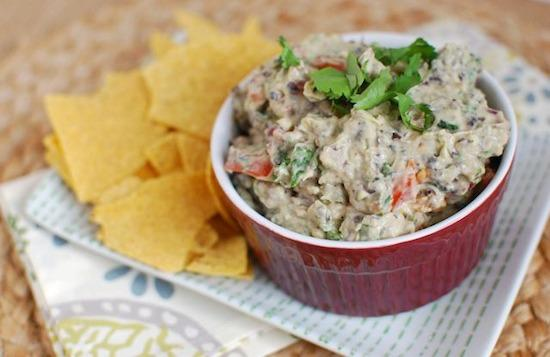 black bean guacamole.jpg Last Minute 4th of July Ideas