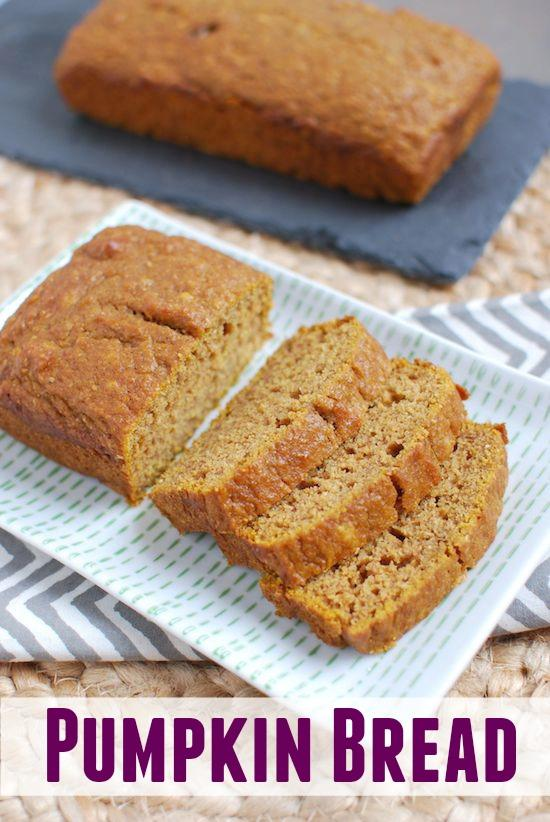 ... and bake your way to the perfect loaf of Pumpkin Bread every time
