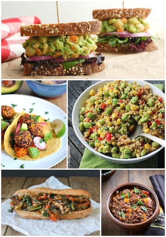 A Week of Vegan Meals