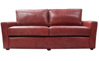 Longford Contemporary Leather Sofas
