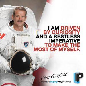 Hadfield Thinking like an astronaut