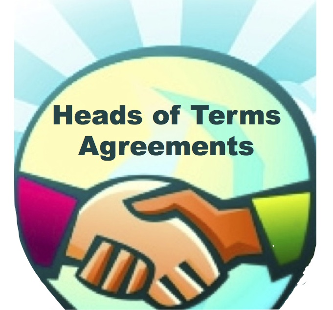 You know you need a Heads of Terms Agreement when - The Legal - heads of agreement template free