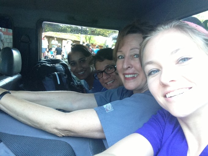 Nicaragua Mission- Truck Ride