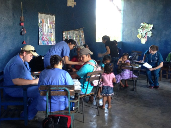 Medical Mission Nicaragua