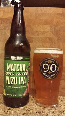 Matcha Super Green Yuzu IPA
