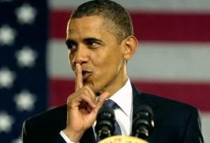 Obama secret