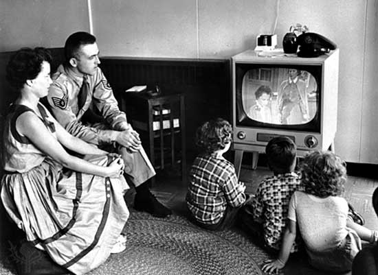 """Television"". Photo. Encyclopædia Britannica Online. Web. 25 Jan. 2016."