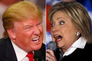 Trump & Clinton