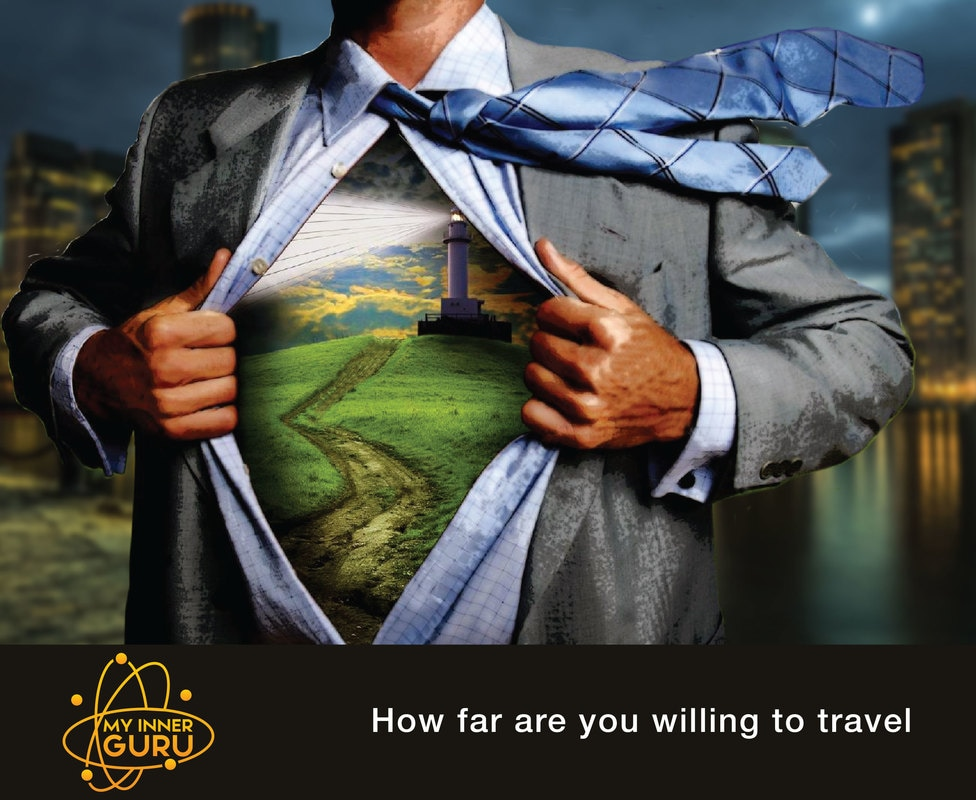 How Far Are You Willing To Travel? - THE LIFEHOUSE