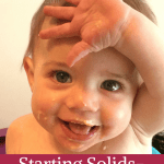 Starting Solids- Week 11 Progress