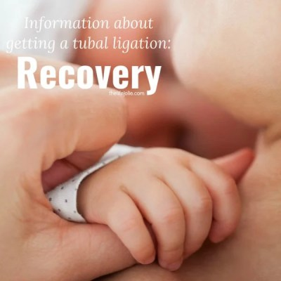 Here is a ton of great information about what to expect during recovery from your Tubal Ligation surgery. This includes coming home, the days after the appointment and what to expect at your post-op appointment.