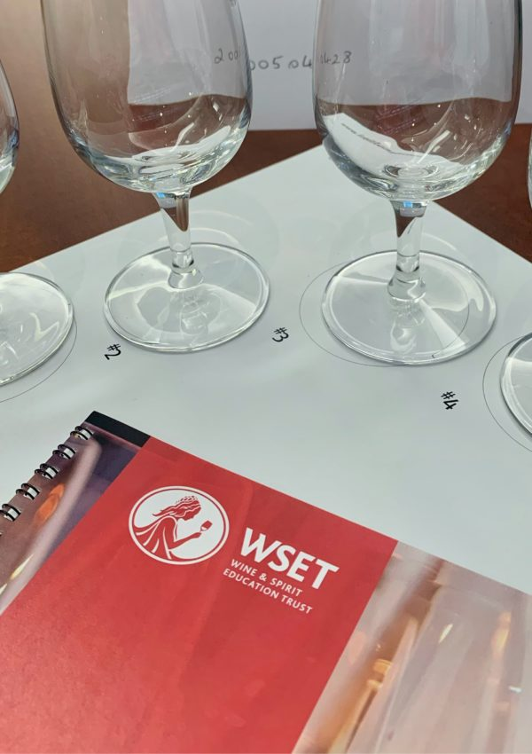 Our WSET Level 1 Experience