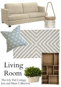 Joss And Main Living Room Ideas