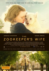 The Zookeeper's Wife(2017)