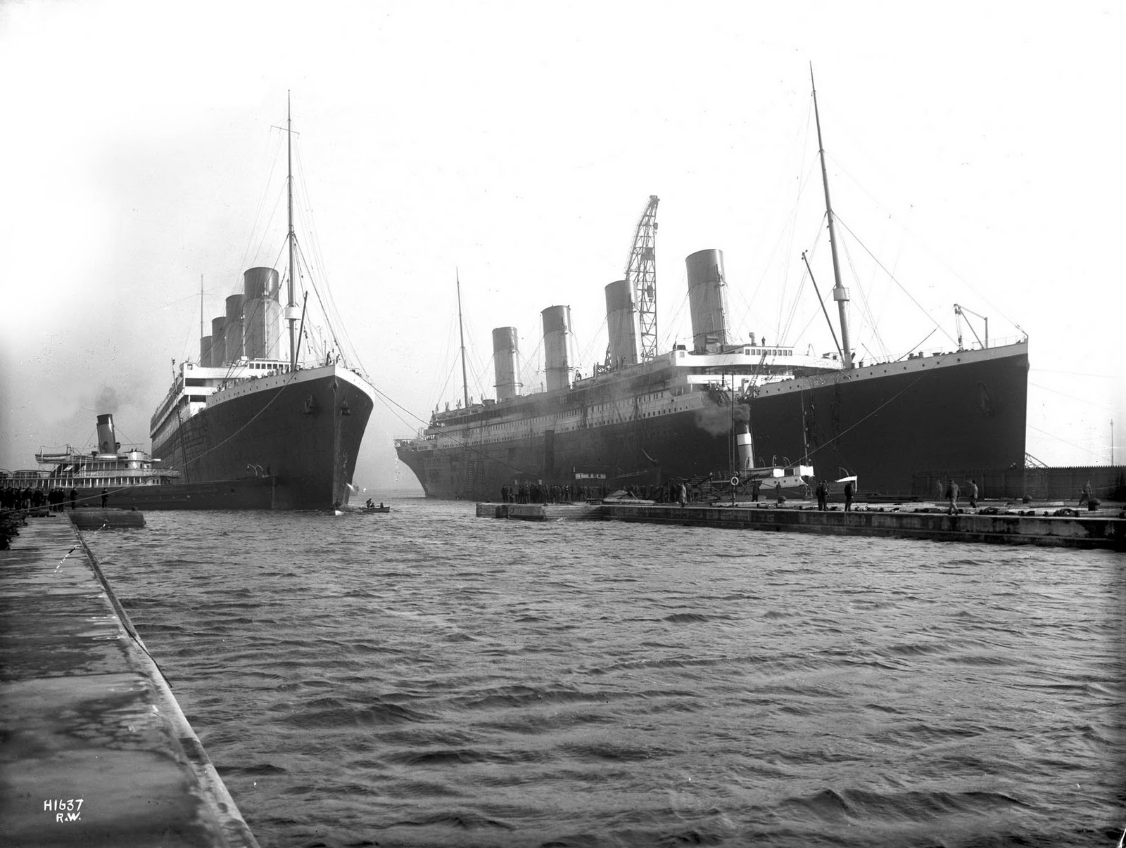 10 Reasons Why Rms Titanic May Have Been Deliberately Sunk