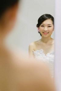 Wedding Day Makeup and Hair  Cheryl