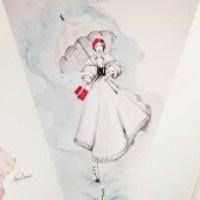 Aya Devin Illustration Etsy store opening!