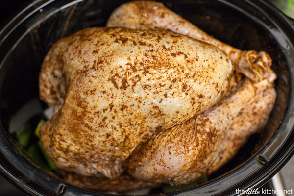 Slow Cooker Whole Turkey The Little Kitchen