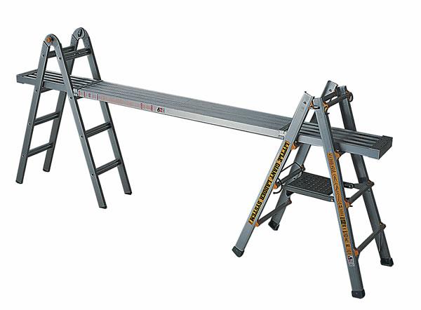 Little Giant Ladder Telescoping Work Plank