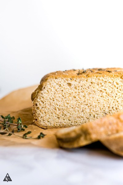 The BEST Almond Flour Bread Recipe (Paleo + Low Carb)