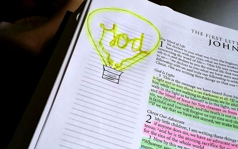 Bible Journaling Tips \u2022 The Littlest Way