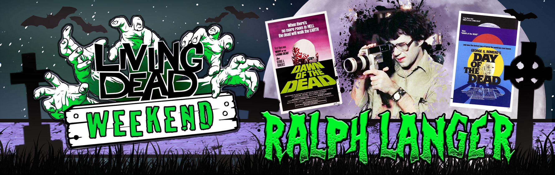 Ralph Langer will be a guest at Living Dead Weekend 2016