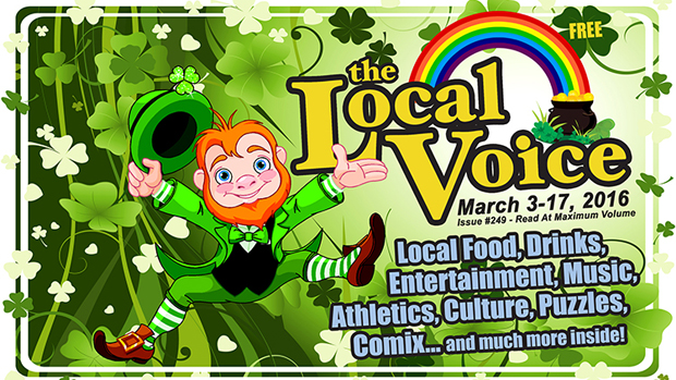 """The Local Voice #249: See """"What's in This Issue"""" and download the pdf"""
