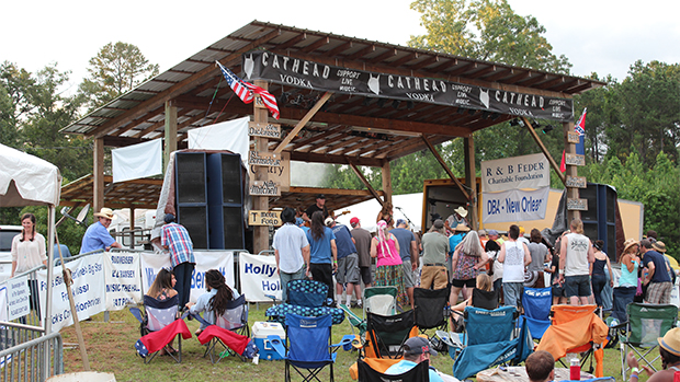 North Mississippi Hill Country Blues Picnic is June 23–25, 2016