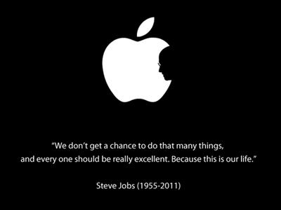 Success Quotes Hd Wallpapers 1080p The End Of An Era Steve Jobs 1955 2011 Logo Design