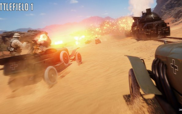 Battlefield 1 Open Beta Date Slated for August 31