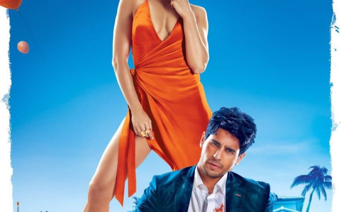 A GENTLEMAN New Sizzling Poster With Jacqueline And Sidharth